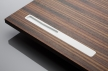24LINIE2white veneer - furniture handles corian