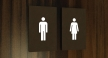 78_LIGHTHOUSE system_signage with lighting - hotel toilets_des. V. Ambroz_Corian®