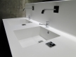 17Basin counter corian glacier white