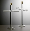 Qubus - cross vase design by Jakub Berdych
