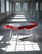 Process - Treasury table design by Lucie Koldová