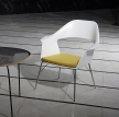 04AMOSDESIGN - Brusel armchair design by Vladimir Ambroz