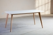 14AMOSDESIGN - easy table-corian, wood design by Vladimir Ambroz