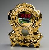 10digi clock - qubus