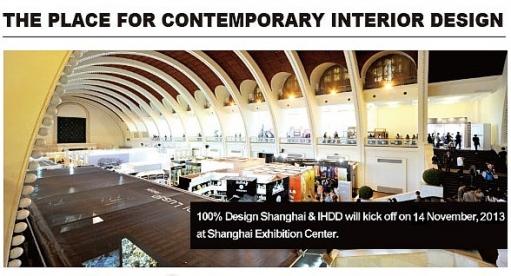 100% DESIGN SHANGHAI 2013 / Czech Selection