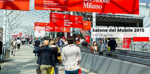 SALONE DEL MOBILE - Miláno 2015