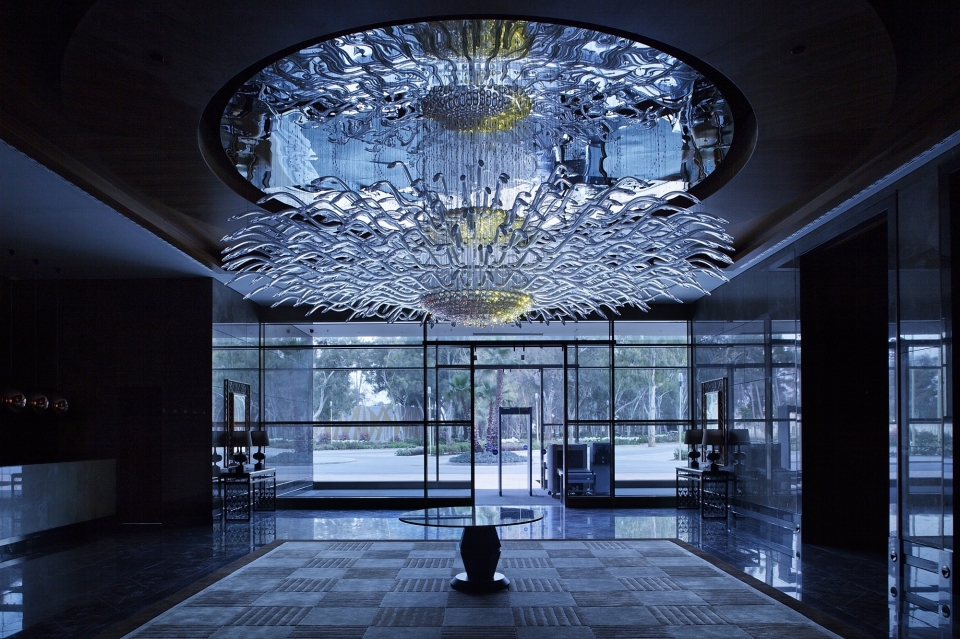 Czech Crystal Chandelier